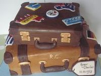 Luggage Cake Research