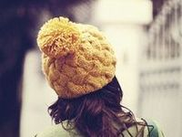 """""""Knitting is the saving of Life."""" - Virginia Woolf (and crochet too!)"""