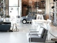 Decoration Interieur Living Industrial Style Life Furniture Inside