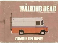 T.V. - The Walking Dead