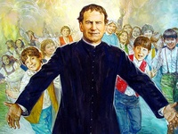 My Don Bosco influence photo collection that make it home, away from home. Many thanks to the Salesian congregation. January 31 is his Feast day.  http://en.wikipedia.org/wiki/John_Bosco
