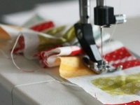 Sewing with machines (overlockers, embroidery machine, sewing machines). Tips and sewing patterns, fabrics and notions.
