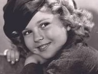 Shirley Temple (April 23, 1928 – Feb 10, 2014) was a screen legend from 1933-1949.  RIP