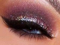 A girl loves to look at pretty pictures of fabulous hair, lovely make-up and fun nails!