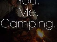 Camping...click pins to see all of board.