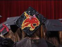 Ideas for my graduation hat!