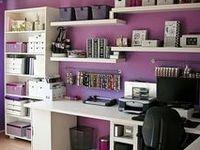 Craft Workspace and Displays