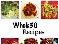 Clean Eating, Paleo, Whole30, Weight Watchers