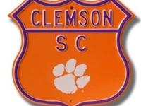 CLEMSON TIGERS!!!
