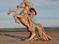 ∞ Horses in Art ∞