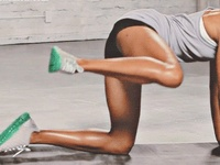 quick (and reasonable) workouts for this busy lady