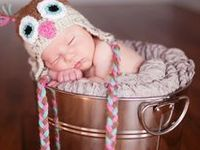 ♥ I Love Crocheting For New Babies! ♥