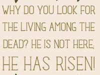 Celebrating Jesus' Resurrection
