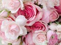 Fabulous wedding bouquets and floral arrangements.