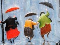 ART ~ Parasols