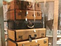 Suitcase Art