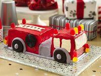 Party Theme- Trucks