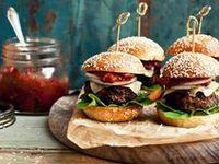 Recipes: Burgers & Fries