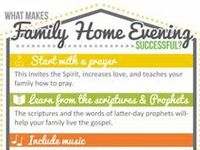 Family Home Evening lesson ideas