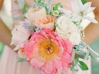 weddings . bouquet beauty