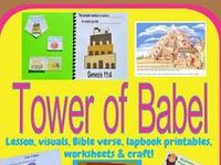 Bible: Tower of Babel