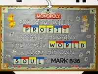 All Bible bulletin boards and any ideas for future Bible bulletin boards.