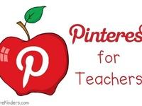 Education/Classroom Ideas