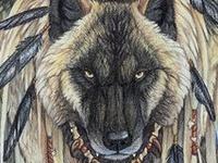 My Wolf Familiar