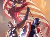 I love comic book heroes!