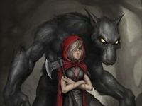 Hey there little red riding hood, you sure are looking good, your everything a big bad wolf could want......