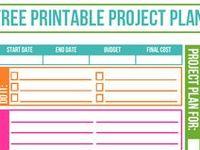 clean mama :: free printables