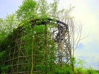 Old, Forgotten, Abandoned Amusement Parks