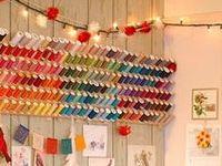 Knitting and Craft Storage