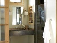 Bath Barn Doors