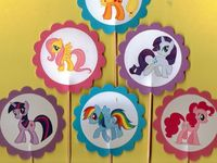CHARACTER: My Little Pony