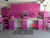An Organized Garage/Storage