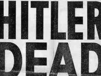 I read my first book about the Holocaust when I was 11 and have been reading and studying WWII every since. Those who fought the Nazis are my heroes. We should never forget the horrible, horrible things that happened then.