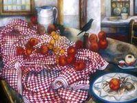 Watercolors - Fruit, Vegetables, Still Life