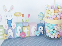 A collection of all things Easter! Parties, decorations, food, crafts and more!