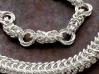 Crafty... chainmaille