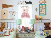 boy and girl bedroom inspiration