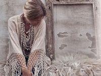 romantic boho closet ☮