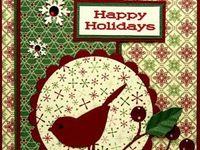 *SU Christmas Cards