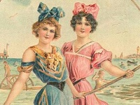 Sports: Bathing Suits of Long Ago