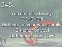 Disney Nerd! :D