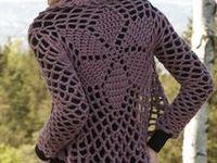 Crochet Tops/Shawls/Vests/Shrug ect.....