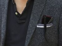 casual style inspiration -- everyday menswear inspiration.