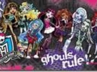 Morgyn's monster high collection