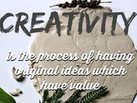 Inspiring ideas for creativity and arts for kids.