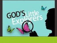 GOD'S LITTLE EXPLORERS**